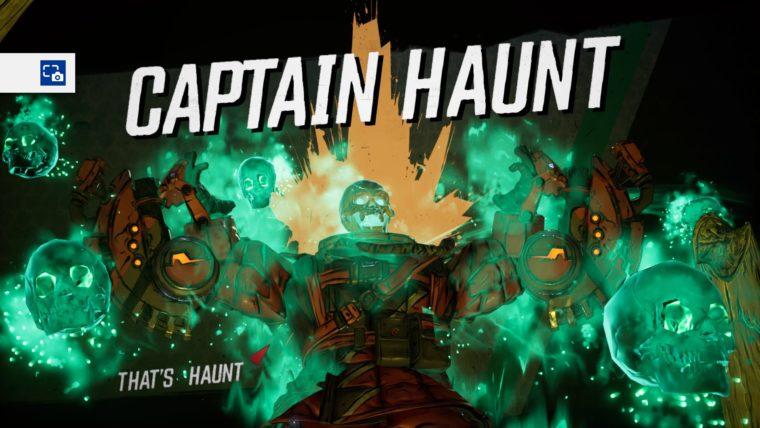 キャプテン・ホーント